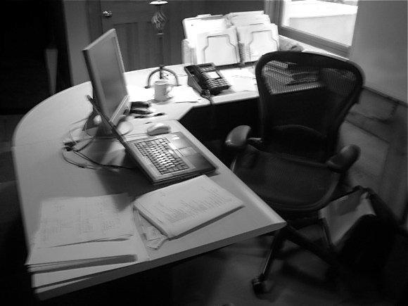 Ad Agency Desk