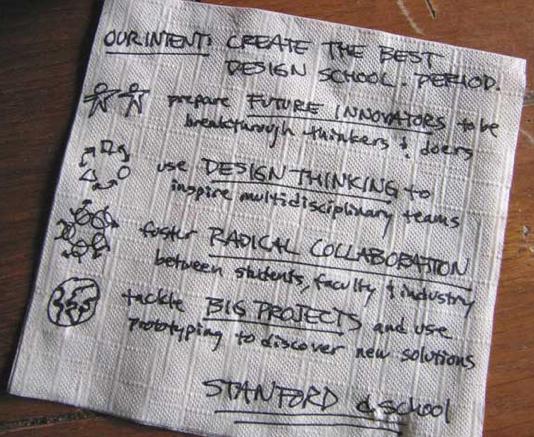 napkin company manifesto