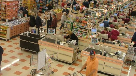 demoulas market basket checkout