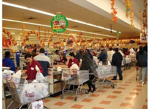 market basket checkout