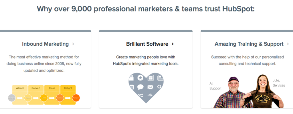 trusted by social proof
