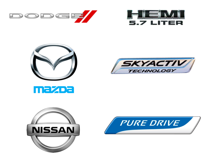 Ingredient Branding in Cars