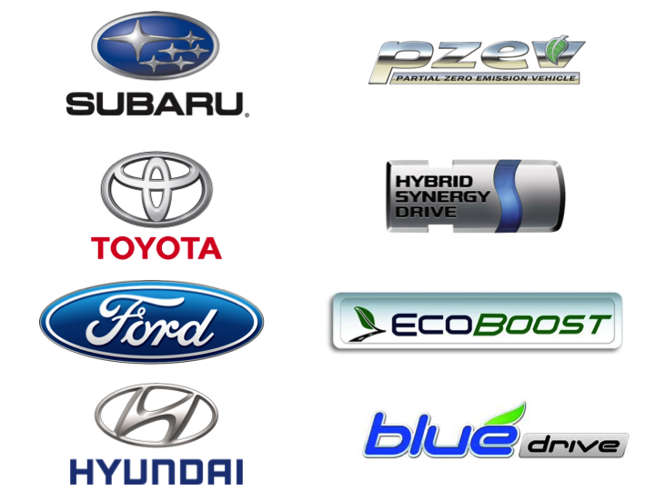 ingredient branding cars