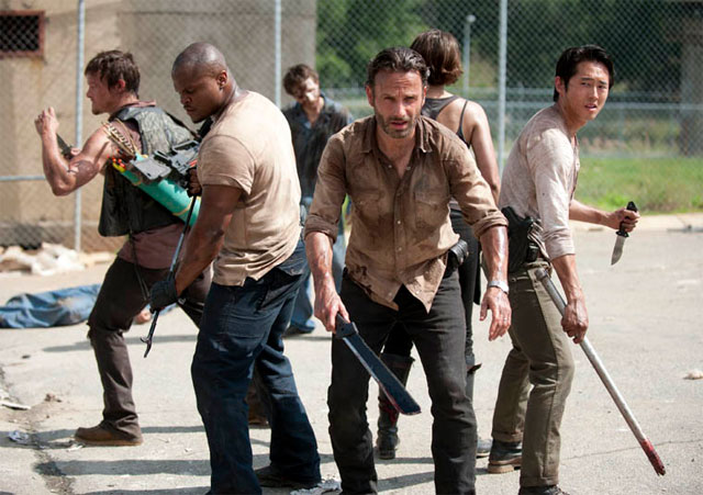 the walking dead, sociology, bonds