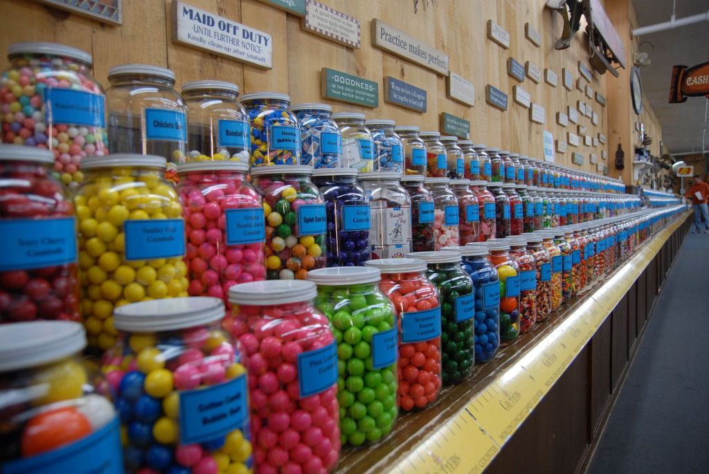 choices and happiness candy